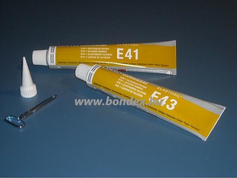 Wacker szilikon ragasztó Elastosil (90 ml tubusos)