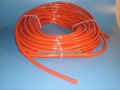 szilikon kábelköteglelő cső