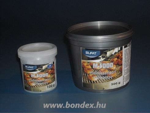 Élelmiszeripari szilikonzsír M-Food (100gr,500gr)