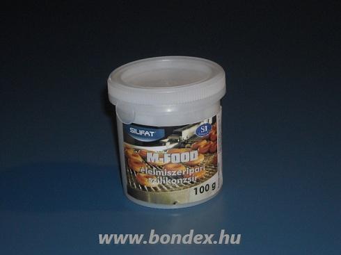 Élelmiszeripari szilikonzsír M-Food (100gr)