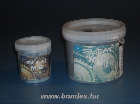 Grafitos szilikonzsír  (50gr,100gr,500gr)