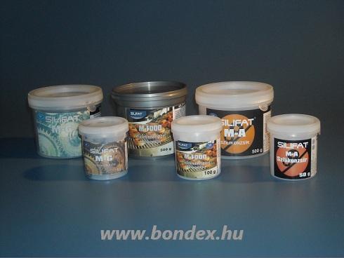 Grafitos, teflonos, lítiumos szilikonzsír (silifat kenőzsír)