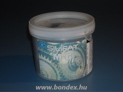 Hőálló grafitos szilikonzsír (0.5 Kg)