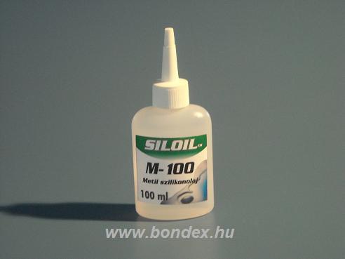 Szilikon olaj Siloil M-100 (100ml)