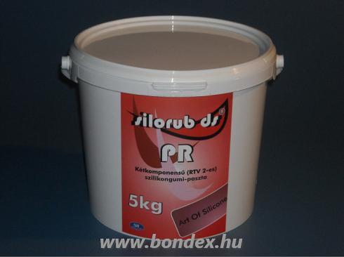 Silorub ds PR szilikon paszta (5 kg)
