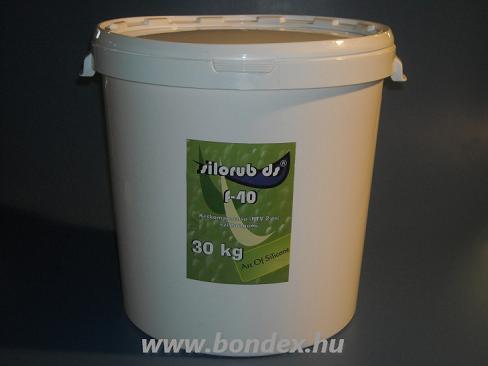 Silorub ds F-40 RTV 2 önthető szilikon / 30 kg /