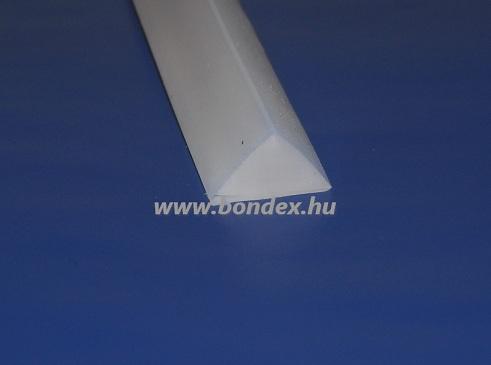 Szilikon háromszög profil /ék alakú profil/ 29.