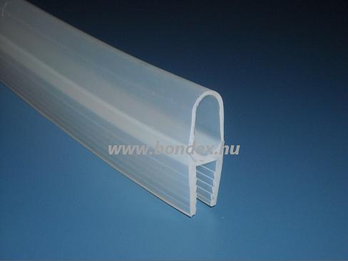 szilikongumi éltömítő profil 10,0 mm