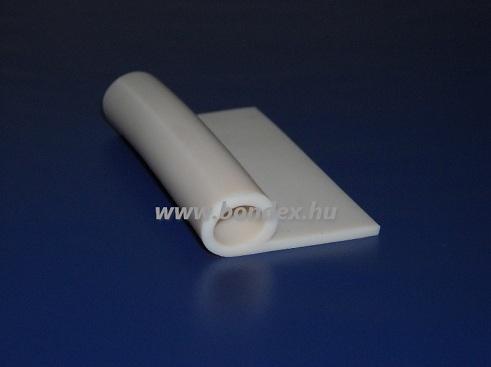 5. szilikon P profil (7 x 10 mm)