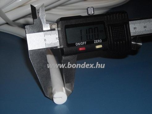 Szilikon élvédő (kör alakú élvédő ø 11 mm ) 80.