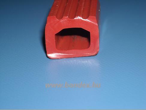 8. magas hőállóságú szilikon kemence tömítő profil
