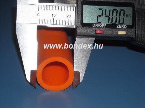 22. magas hőállóságú szilikon kemence tömítő profil