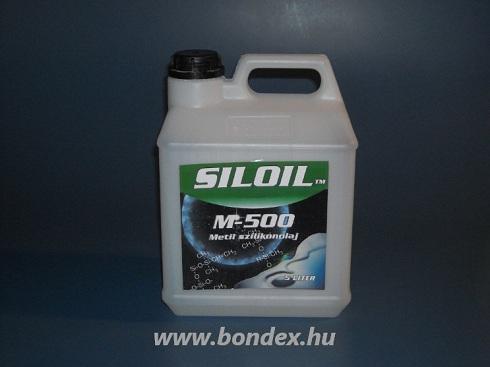 Szilikonolaj M 500 ( 5 liter )