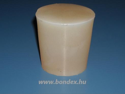 Borászati szilikon dugó  40 / 50 mm