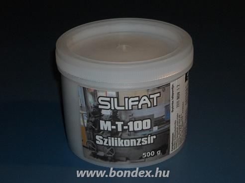 Teflonos szilikonzsír Silifat M-T 100 (500 gr)