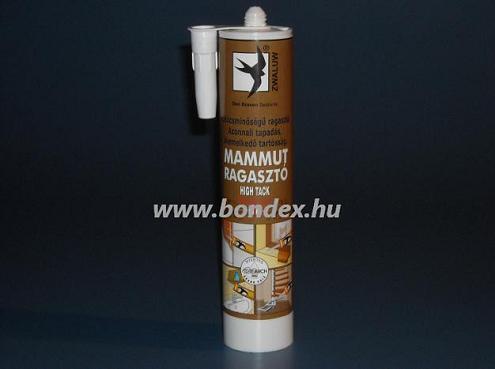 Mammut Ragasztó 290 ml kartus (Zwaluw)