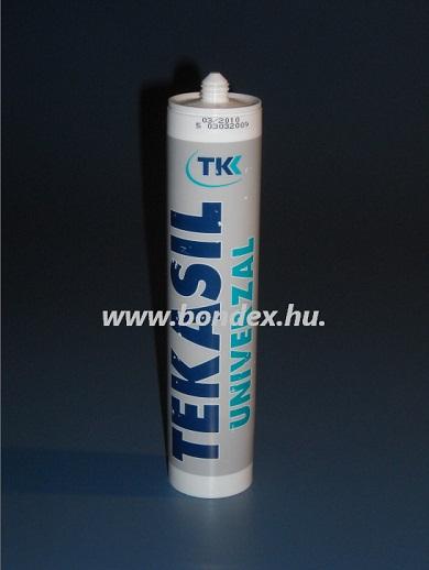 Szilikon tömítő és ragasztó univerzális TKK (olcsó árfekvésű)