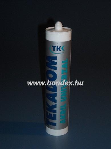 Akril univerzális festhető tömítő (olcsó árfekvésű)