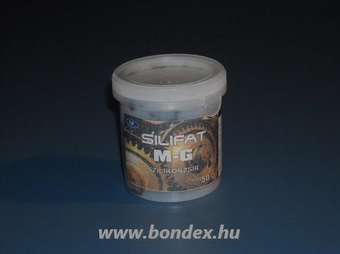 Hőálló grafitos szilikonzsír Silifat M-G (50 gr)