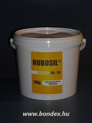 RUBOSIL SR-20 önthető szilikon (5KG)