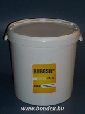 Önthető kétkomponensű szilikon RUBOSIL SR-20 (30kg)