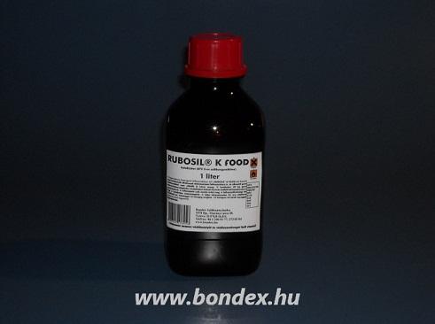 Önthető szilikon katalizátor (RUBOSIL 1liter)