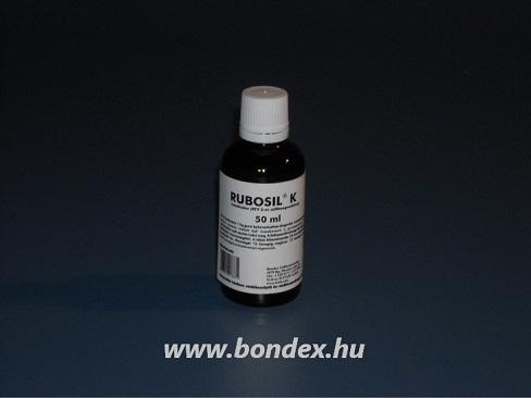 Önthető szilikon katalizátor RUBOSIL (50 ml)
