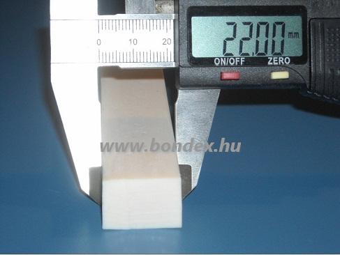 18 x 22 mm szilikon szalag