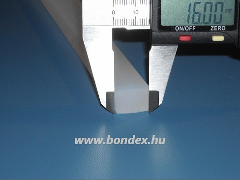 12x16 mm szilikon szalag (téglalap alakú)