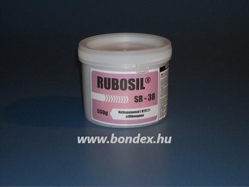 RUBOSIL SR-38 önthető szilikon (0.5kg)
