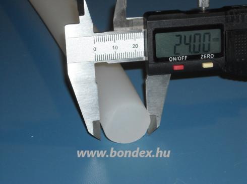 ø 24 mm szilikon zsinór