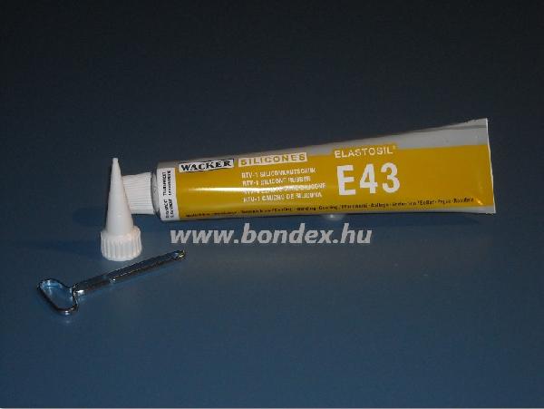 Wacker E-43 szilikon ragasztó (E43)