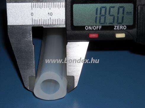 Perisztaltikus pumpabetét (szilikon pumpa profil)