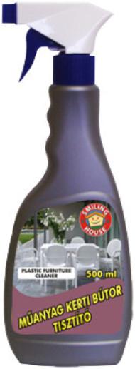 Kerti bútor tisztító és ápoló ( műanyag kertibútorhoz )