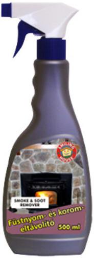 Füst és korom eltávolító ( falhoz,grillhez és kandallóhoz)