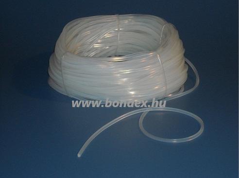 5x5 mm fóliahegesztő szilikon szalag