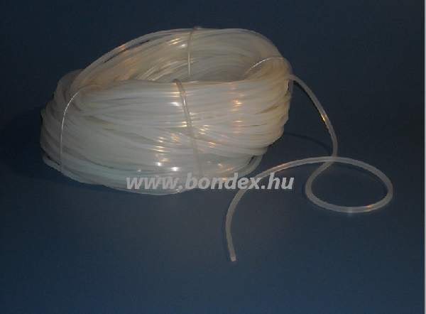 3x5 mm fóliahegesztő szilikon szalag