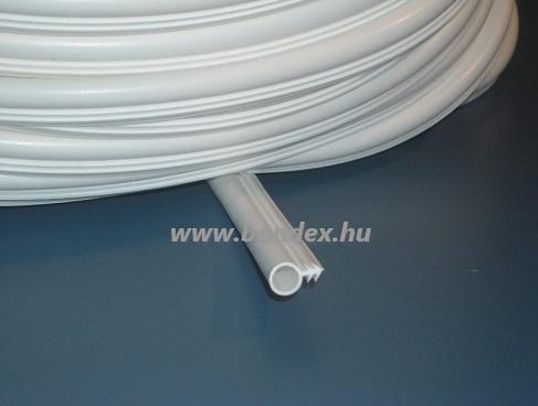 nyílászáró tömítés fehér (  6 mm-es Hunstrip )