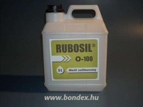 Szilikonolaj százas viszkozitással Rubosil 5 liter