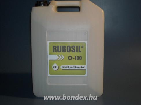 Rubosil 100 Metil szilikon olaj 20 liter