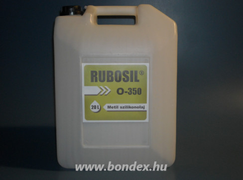 Szilikonolaj Rubosil 350 20 liter