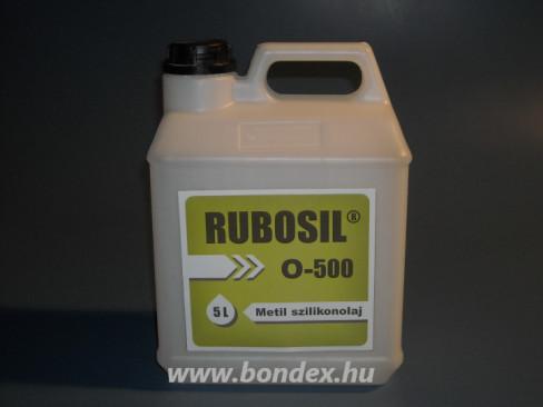 Szilikon olaj M-500 Rubosil 5 liter