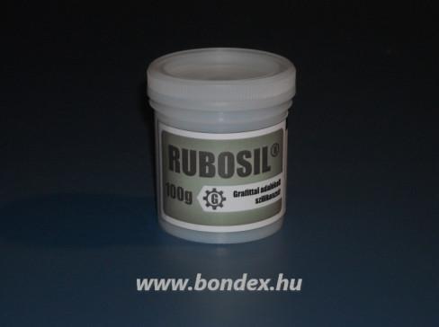 Grafitos szilikonzsír RUBOSIL 100 gr