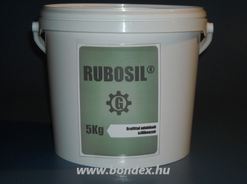 Grafitos Szilikonzsír 5 kg Rubosil