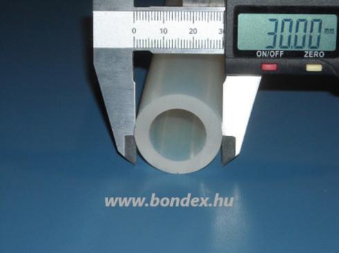 20x30 mm szilikon tömlő