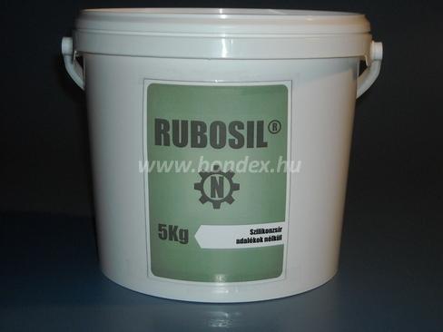 Szilikonzsír 5kg - Rubosil