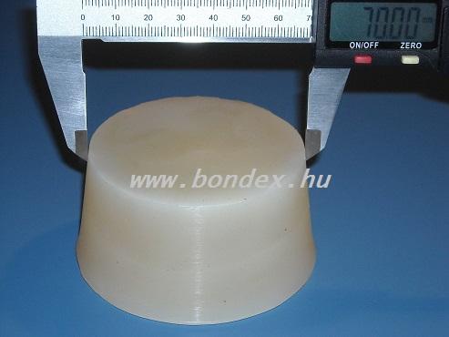 Borászati szilikon dugó 70/80 mm