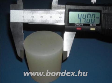 Borászati szilikon dugó 37/44 mm