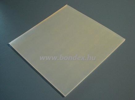 Pálinkafőző alátét és tömítés kivágás 4 mm vastag szilikon lemezből