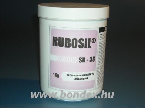 OÉTI engedélyes folyékony szilikon Rubosil SR38